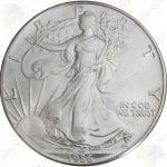 1986 1 oz American Silver Eagle