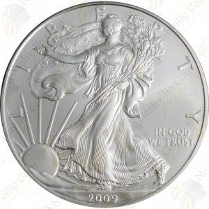 2009 1 oz American Silver Eagle