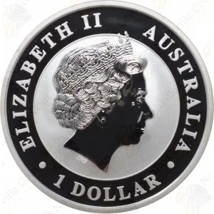 2014 Australia 1 oz .999 fine silver Koala