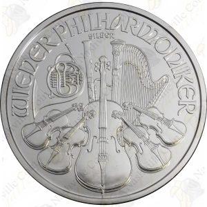 2015 Austria 1 oz silver Philharmonic