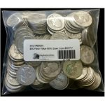 U.S. 90% Silver Coins -- $50 face value