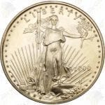 American Gold Eagle -- 1/10 oz Uncirculated