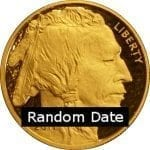 American Gold Buffalo, 1 oz Proof