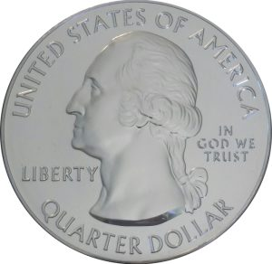 2011 Olympic 5 oz. ATB Silver Coin - Uncirculated