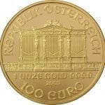 Austrian Gold Philharmonic - 1 oz