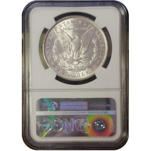 Pre-1921 Morgan Silver Dollar - MS64 (PCGS or NGC)