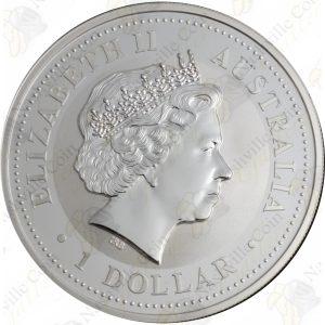 2009 Australia 1 oz silver Kookaburra