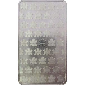 Generic 10 ounce .999 Fine Silver Bar