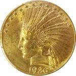 U.S. $10 Indian gold piece