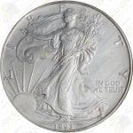 1993 1 oz American Silver Eagle