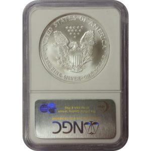 2005 American Silver Eagle - 1 oz - NGC MS69 - Nashville Coin Gallery