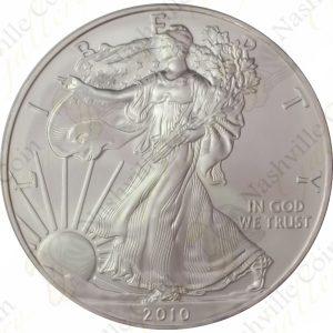 2010 1 oz American Silver Eagle
