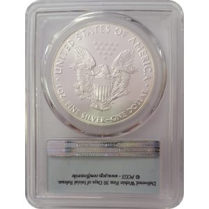 2016 American Silver Eagle - PCGS MS70 First Strike