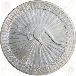 2016 Australia 1 oz silver Kangaroo