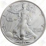 1988 1 oz American Silver Eagle