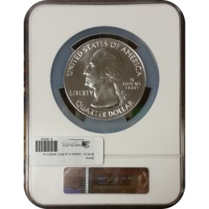 2010 Grand Canyon 5 oz ATB Silver - NGC MS69 Early Releases
