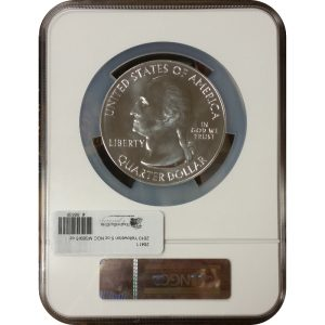 2010 Yellowstone ATB 5 oz Silver - NGC MS69 Early Releases