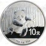2014 China 1 oz silver Panda