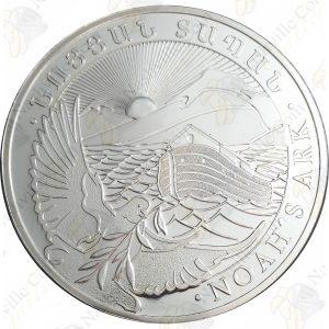 2015 Armenia 10 oz silver Noah's Ark
