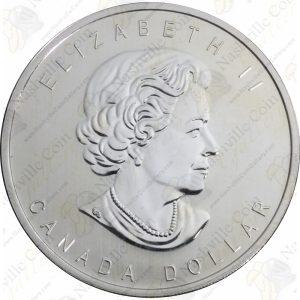 2012 Canada 3/4 oz silver War of 1812