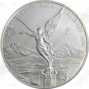2016 Mexico 1 oz silver Libertad