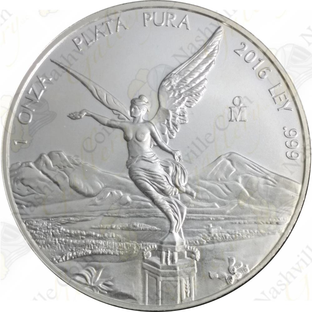 Buy 2015 1 oz Mexican Silver Libertad Tubes (25 Coins) l JM Bullion™
