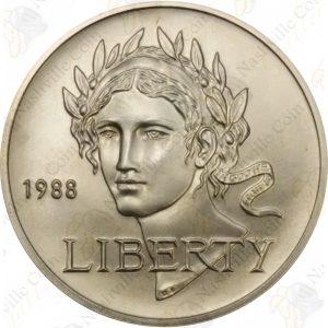 $5 modern commemorative gold -- .2419 oz fine gold