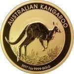 Australian 1 oz Gold Kangaroo