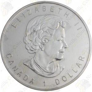 2006 Canada 1/2 oz silver Wolf