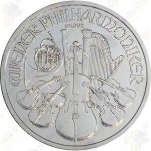 2010 Austria 1 oz silver Philharmonic