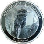 2014 Australian Silver Kookaburra