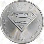 2016 Canada $5 1 oz Silver Suparman