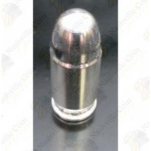Provident Metals 5-pc 1 oz .999 fine silver bullets