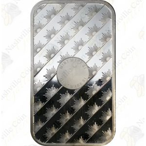 Sunshine Mint 1 oz .999 fine silver bar