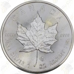 2014 Canada 1 oz silver Maple Leaf
