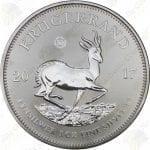 2017 South Africa 1 oz Silver Krugerrand