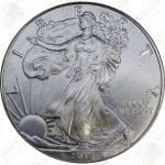 2018 1 oz American Silver Eagle - Brilliant Uncirculated