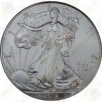 2012 American Silver Eagle -- BU -- 1 oz .999 fine silver