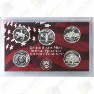 1999 U.S Mint Proof Set 9 piece