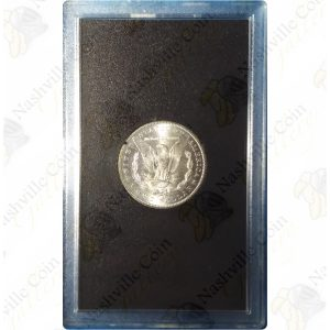 1884-CC GSA Morgan Silver Dollar with box and Certificate of Authenticity