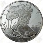 "Sunshine Mint 1 oz .999 fine ""Walking Liberty"" silver round"
