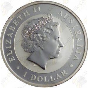 2017 Australia 1 oz .999 fine silver Koala