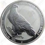 2017 Australia 1 oz .9999 fine silver Wedge Tailed Eagle