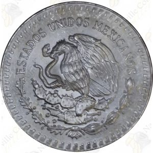 1983 Mexico 1 oz .999 fine silver Libertad