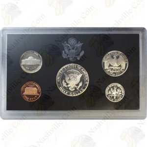 1992 United States Silver Proof Set