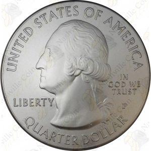2016-P America the Beautiful 5 oz .999 fine silver Harpers Ferry National Park (Specimen finish)