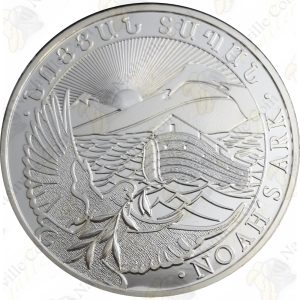 2016 Armenia 1 oz silver Noah's Ark