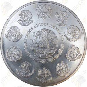 2003 Mexico 1 oz .999 fine silver Libertad