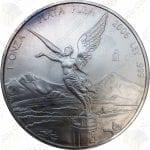 2006 Mexico 1 oz .999 fine silver Libertad