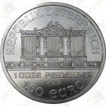 2012 Austria 1 oz silver Philharmonic